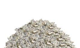 Geldstapel lizenzfreie stockfotografie