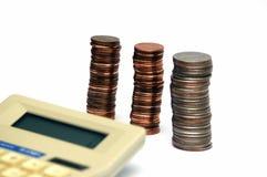 Geldverstärkungen Stockfotografie