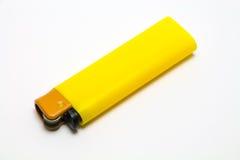 Gele Aansteker Stock Foto