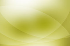 Gele achtergrond. Royalty-vrije Illustratie