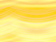 Gele achtergrond Royalty-vrije Stock Foto's