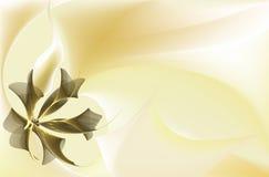 Gele Achtergrond Royalty-vrije Stock Afbeeldingen