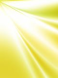 Gele achtergrond Royalty-vrije Stock Afbeelding