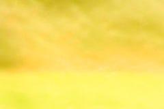 Gele achtergrond Stock Afbeelding