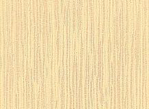 Gele achtergrond van het ruwe weefsel van het linnenservet Stock Fotografie