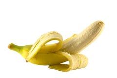 Gele banaan Royalty-vrije Stock Afbeelding