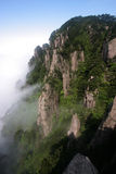 Gele Berg 5, China Royalty-vrije Stock Afbeeldingen
