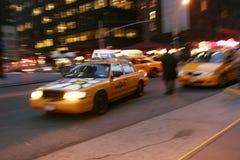 Gele Cabines Stock Foto's