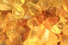 Gele citroengele achtergrond Royalty-vrije Stock Afbeeldingen