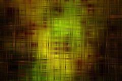 Gele en groene achtergrond Stock Foto's