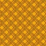 Gele gouden textuur. Vector naadloze achtergrond Stock Fotografie