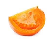 Gele grote tomaten Stock Foto's