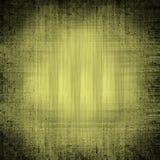 Gele grunge geweven achtergrond royalty-vrije illustratie