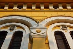 Gele Kerk Royalty-vrije Stock Fotografie