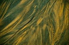 Gele kleurenversie Stock Foto