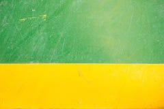 Gele lijn Stock Afbeelding