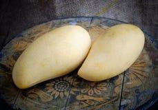 Gele Mango, nam dok MAI Royalty-vrije Stock Afbeelding