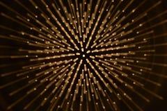 Gele Motie Abstracte Achtergrond Stock Foto's