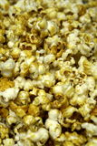 Gele popcorn Royalty-vrije Stock Fotografie
