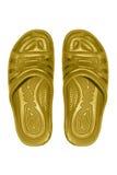Gele rubberleien Royalty-vrije Stock Afbeeldingen