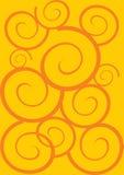 Gele schommeling Stock Foto's