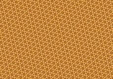 Gele sterren Royalty-vrije Stock Afbeelding
