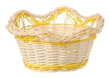 Gele stromand Stock Afbeelding