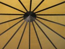 Gele textuur stock afbeelding