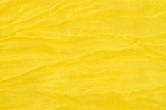 gele textuur Stock Foto