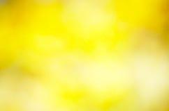 Gele textuur als achtergrond Royalty-vrije Stock Foto's