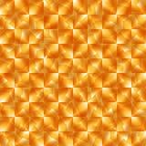 Gele textuur. Vector naadloze achtergrond Royalty-vrije Stock Foto