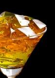 Gelee im Glas stockfoto