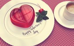 Geleeherzen für Valentinsgruß-Tag Lizenzfreie Stockfotografie