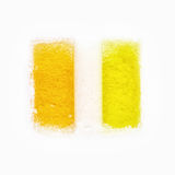 Geleesüßigkeit (getrennt) Lizenzfreies Stockbild