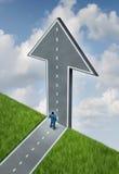 Gelegenheit und Herausforderungen Lizenzfreie Stockfotos