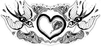 Gelegentliche Zeichnung Stockbilder