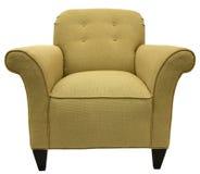 Gelegentlicher Akzent-Stuhl Stockfotos