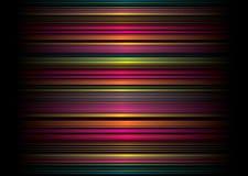 Gelegentliches kleines des Regenbogenstreifens Stockfotos