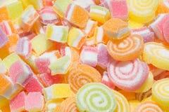 Geleia colorida Imagem de Stock