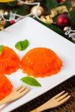 Geleia da tangerina da tanjerina imagens de stock royalty free