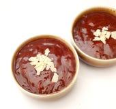 Geleia de fruto vermelha Fotografia de Stock