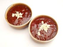 Geleia de fruto vermelha Foto de Stock Royalty Free