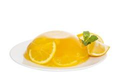 Geleia do limão Fotos de Stock
