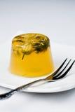 Geleia erval do chá do crisântemo Imagens de Stock