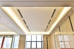 Geleid plafond Stock Afbeeldingen