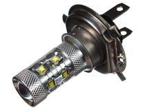Geleide autolamp royalty-vrije stock foto