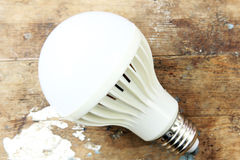 Geleide lamp Stock Fotografie