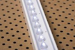Geleide online diode Royalty-vrije Stock Afbeelding