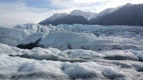 geleira Foto de Stock