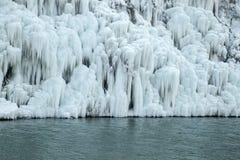 geleira Imagem de Stock